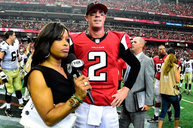 11a358bc Pam Oliver Returning to NFL Sidelines for Fox Sports (Report)