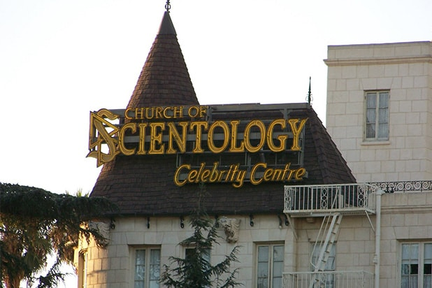 Scientology Celebrity Center