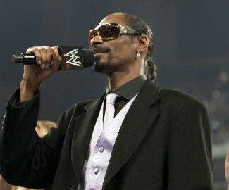 Snoop Dogg WWE Cropped