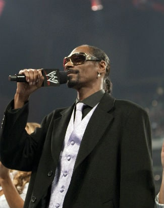 Snoop Dogg WWE Cropped