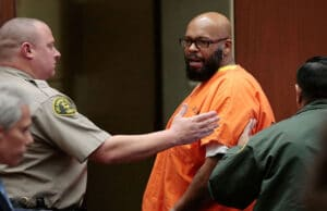Suge Knight attends court on March 2, 2015 (Getty Images)