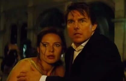 Tom Cruise Mission Impossible Rogue Nation Trailer