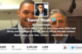 Trevor Noah Twitter