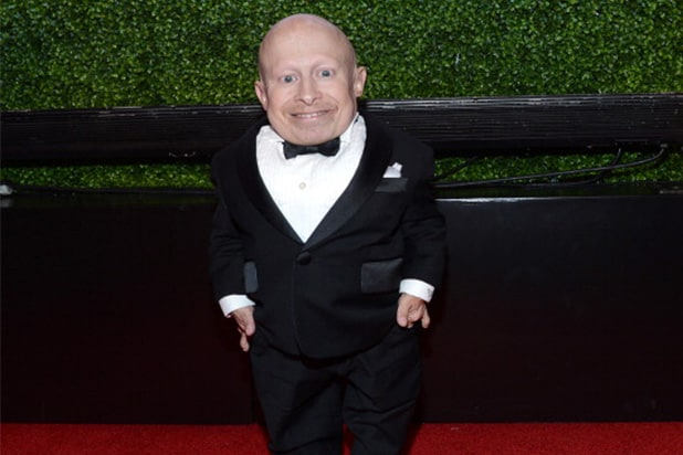 MARCH 23: Actor Verne Troyer attends Muhammad Ali's Celebrity Fight Night XIX at JW Marriott Desert Ridge Resort & Spa on March 23, 2013 in Phoenix, Arizona. (Photo by Michael Buckner/Getty Images for Fight Night)