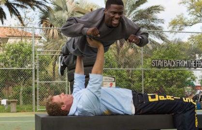 Will Ferrell Get Hard Kevin Hart