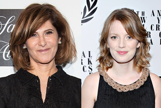 Amy Pascal, Sarah Polley (Getty Images)