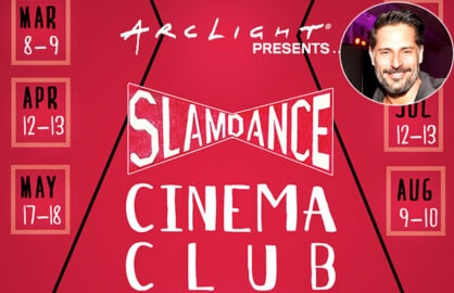 ArcLight, Slamdance, Joe Manganiello, Jake the Snake documentary