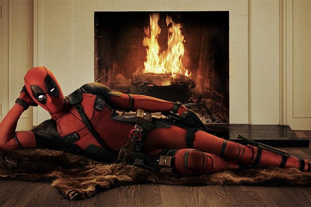 Ryan Reynolds Shares First 'Deadpool' Photo