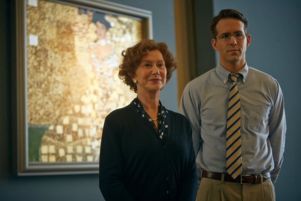 Woman in Gold' Speaks to Children of Holocaust Survivors (Guest Blog)