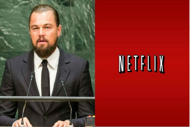 Leonardo DiCaprio Partners With Netflix for Documentary Projects