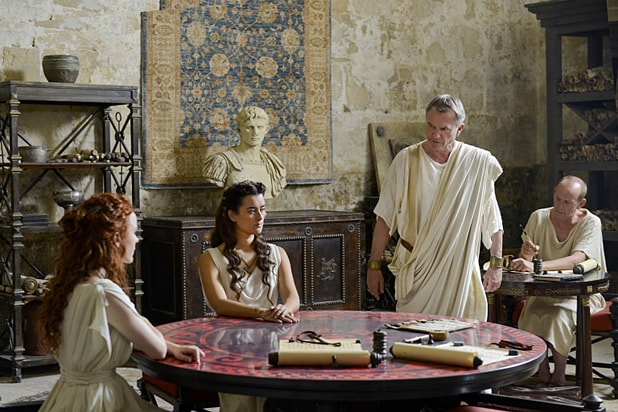 'The Dovekeepers' Review: CBS Mini Gives Girl Power Twist to Biblical-Era Soap Opera