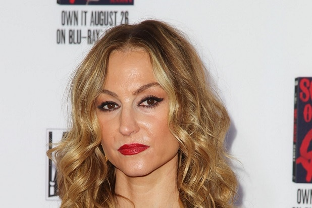 "HOLLYWOOD, CA - SEPTEMBER 06: Actress Drea De Matteo attends the Premiere Screening Of FX's ""Sons Of Anarchy"" at TCL Chinese Theatre on September 6, 2014 in Hollywood, California. (Photo by David Buchan/Getty Images)"