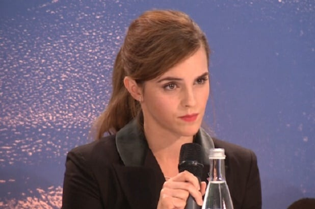 emma watson says she received threat after gender equality speech
