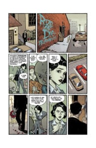 Fight Club 2, Issue 1 (Dark Horse Comics)