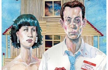 Fight Club 2, Issue 2 (Dark Horse Comics)