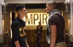 Jamal and Hakeem on Empire
