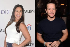 Gina Rodriguez, Mark Wahlberg (Getty Images)