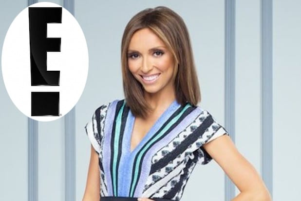 Giuliana Rancic To Leave E News Will Still Host Fashion Police Live From The Red Carpet