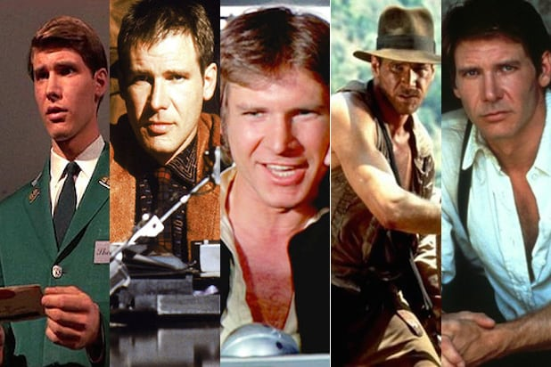 21 of harrison ford's career-defining movies (photos)