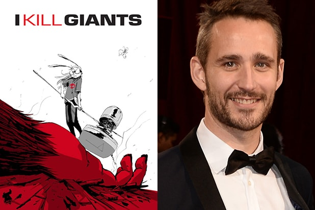 Anders Walter to Direct 'I Kill Giants'