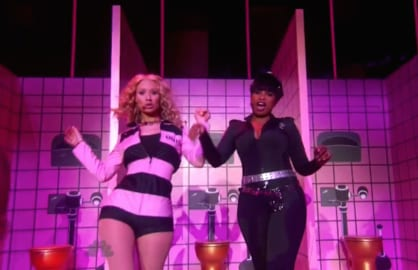 iheartradio music awards iggy azalea jennifer hudson nbc