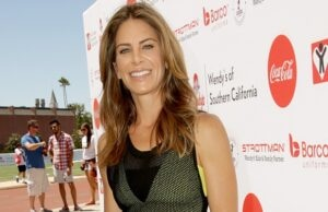 LOS ANGELES, CA - AUGUST 16: Trainer Jillian Michaels attends Kickball For A Home - Celebrity Challenge presented by Dave Thomas Foundation For Adoption at USC on August 16, 2014 in Los Angeles, California. (Photo by Rachel Murray/Getty Images for Dave Thomas Foundation for Adoption)