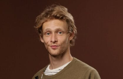 "TORONTO, ON - SEPTEMBER 13: Actor Johnny Lewis of ""Livid"" poses during the 2011 Toronto International Film Festival at the Guess Portrait Studio on September 13, 2011 in Toronto, Canada. (Photo by Matt Carr/Getty Images)"