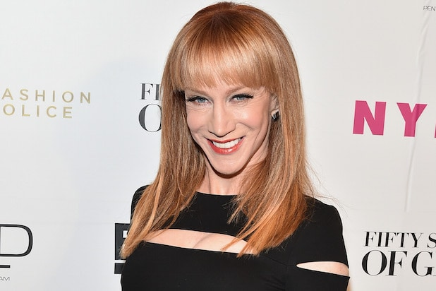 Larry King Rips CNN for Firing Kathy Griffin Over