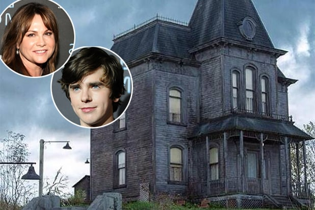 Kerry Ehrin, Freddie Highmore, Bates Motel, A&E