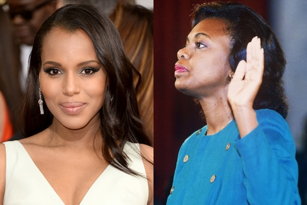 Kerry Washington, Anita Hill
