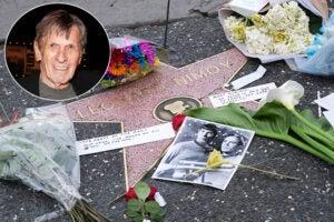 Leonard Nimoy, Hollywood Walk of Fame, memorial