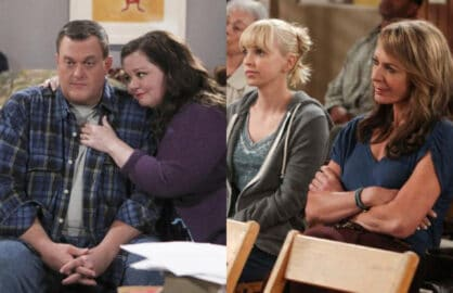 Mike & Molly, Mom
