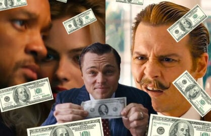 Focus; Wolf of Wall Street; Mortdecai
