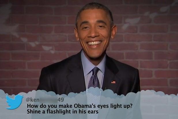 Jimmy Kimmel Reveals Mastermind Behind 'Mean Tweets'