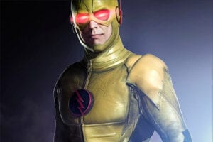 First Look at Tom Cavanagh as Reverse Flash