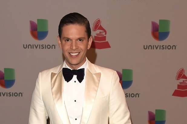 LAS VEGAS, NV - NOVEMBER 20: Rodner Figueroa attends the 15th Annual Latin GRAMMY Awards at the MGM Grand Garden Arena on November 20, 2014 in Las Vegas, Nevada. (Photo by Jason Merritt/Getty Images)