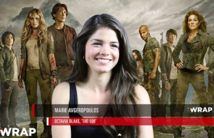 'The 100' star Marie Avgeropoulos