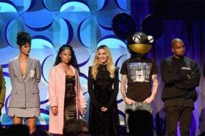 Madonna, Beyonce, Rihanna, Nicki Minaj Shill for Jay Z's New Tidal Streaming Service