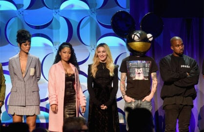 Madonna, Beyonce, Rihanna, Nicki Minaj Shill for Jay Z's New Tidal Streaming Service