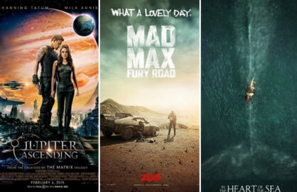 Village Roadshow Pictures 2015 slate