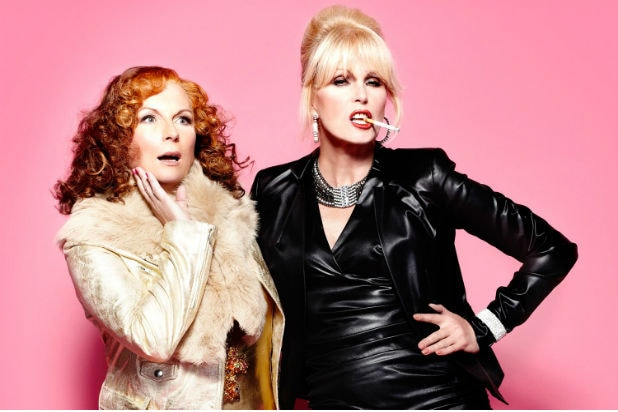 Absolutely Fabulous The Movie  Reviews