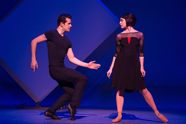 An American In Paris Theater Review How Much Angst Can A Movie Musical Handle