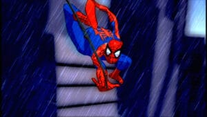 Animated SpiderMan