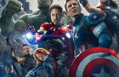 Avengers one sheet
