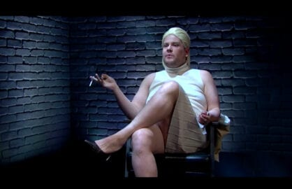 Basic Instinct Remake James Corden