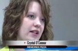 Crystal O'Connor Memories Pizza