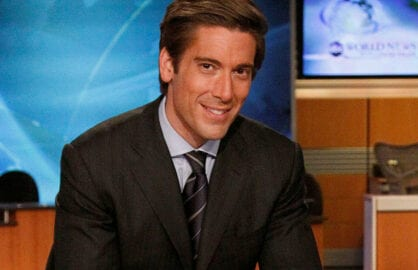David Muir, ABC News