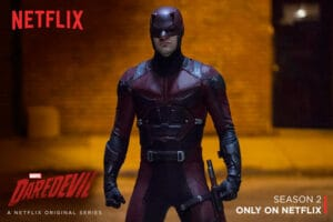 Daredevil renewed for Season 2 (Netflix)