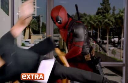 Deadpool Mario Lopez