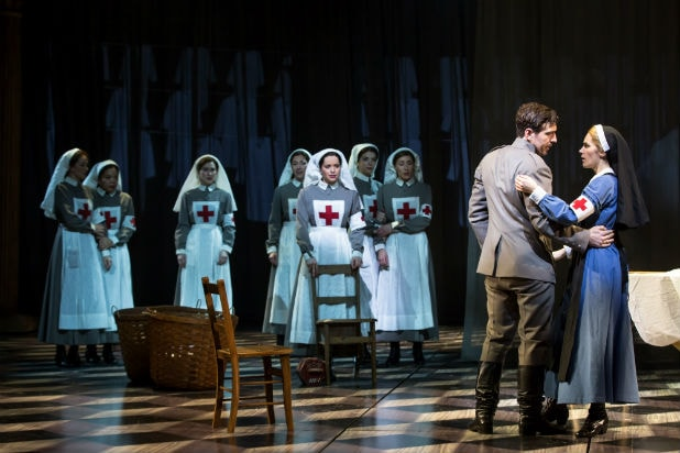 Doctor Zhivago Theater Review Broadway Musical Targets Old Russias Top 1 Percent